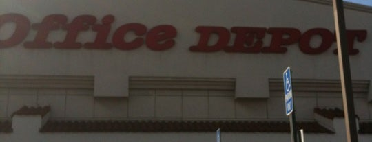 Office Depot is one of Jared'in Beğendiği Mekanlar.