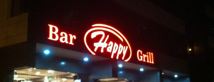 Happy Bar & Grill is one of Sofia.
