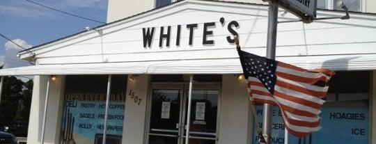 White's Barnegat Light Market is one of Steveさんのお気に入りスポット.