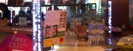 YO! Sushi is one of Southbank Centre.