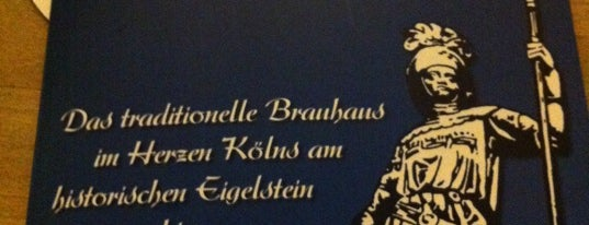 Em Kölsche Boor is one of Kölner Braukultur.