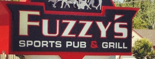 Fuzzy's Sports Pub & Grill is one of Milwaukee Eats.