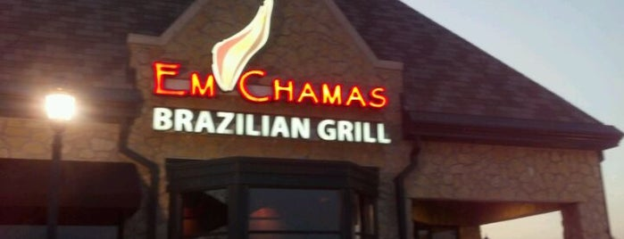 Em Chamas Brazilian Grill is one of Best of Kansas City.