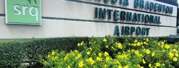 Sarasota-Bradenton International Airport (SRQ) is one of Jack 님이 좋아한 장소.