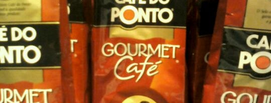 Café do Ponto is one of Tempat yang Disukai Elcio.