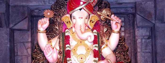 Sahyadri Krida Mandal is one of Mumbai's Most Popular Ganesh Mandals.