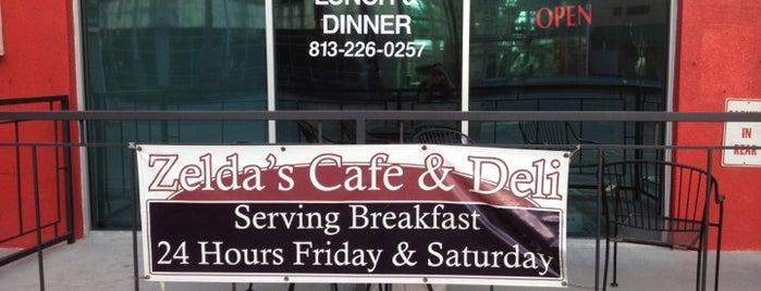Zelda's Café & Deli is one of Lieux sauvegardés par Ben.