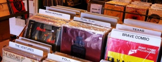 Friends of Sound Records is one of Austin.