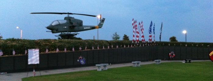 Wall South Veterans Memorial is one of minhas viagens *.*.