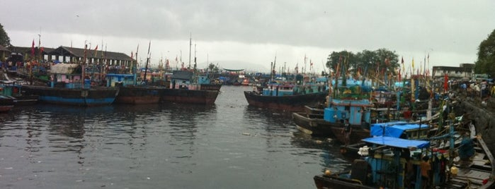 Sassoon Dock is one of T+L's Definitive Guide to Mumbai.
