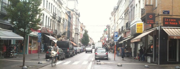 Rue de Brabantstraat is one of Home Sweet.