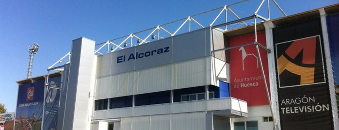El Alcoraz is one of Int sporzzz....