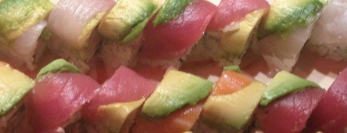 Akina Sushi is one of Locais curtidos por Jillian W.