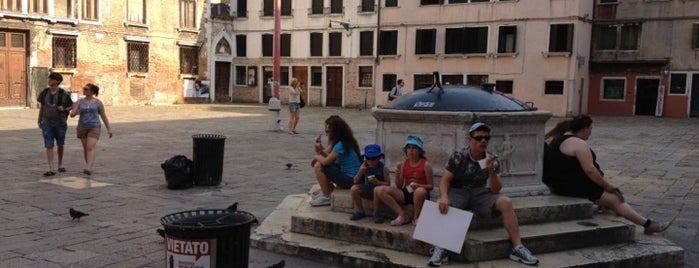 Campo San Maurizio is one of Italy 2014.