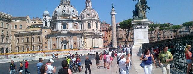 Chiesa di Santa Maria di Loreto is one of Rome / Roma.
