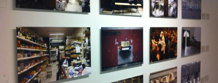 FOMU Fotomuseum Antwerpen is one of Locais curtidos por ™Catherine.