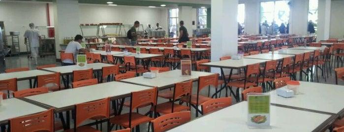 UFF - Restaurante Universitário is one of Will César 님이 좋아한 장소.