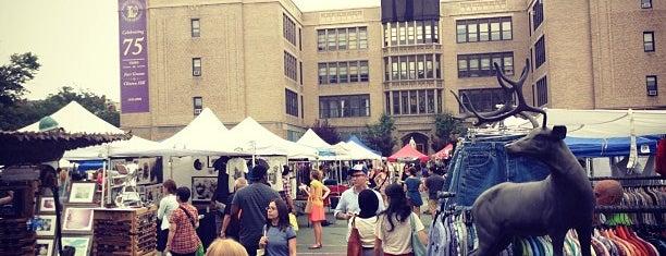 Brooklyn Flea - Fort Greene is one of NY Activities.