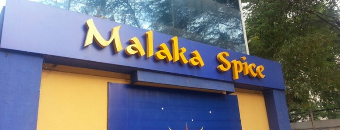 Malaka Spice is one of Lugares guardados de Kapil.