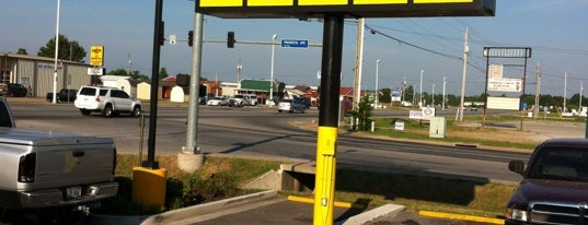 Waffle House is one of NWA Favorites.