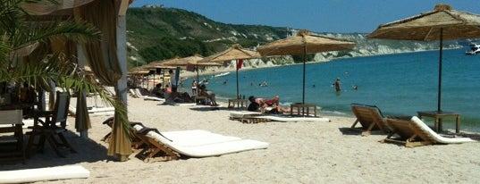 Bendida Beach is one of Black Sea 2016.