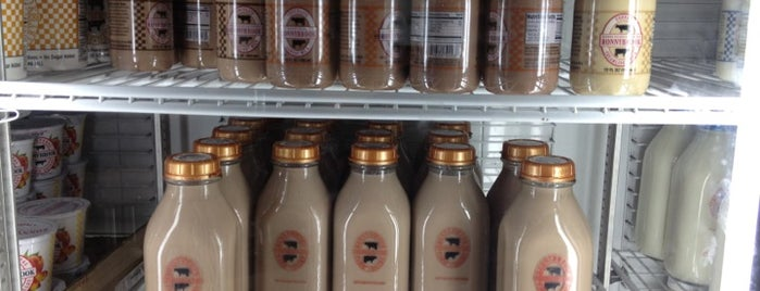 Ronnybrook Farm Dairy Milk Bar is one of Ny meeting spots.