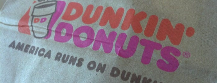 Dunkin' is one of Favorite Food.