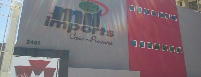Mil Imports is one of Fernanda's Liked Places.