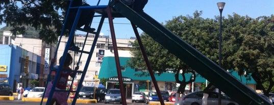 Parque La Escalera is one of Locais curtidos por Alejandro.