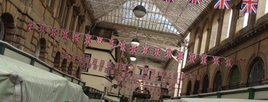 St. Nicholas Market is one of Bristol top picks.
