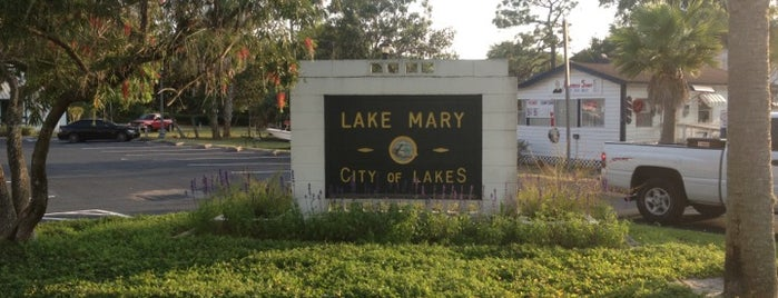 City of Lake Mary is one of Tinkerella66さんのお気に入りスポット.