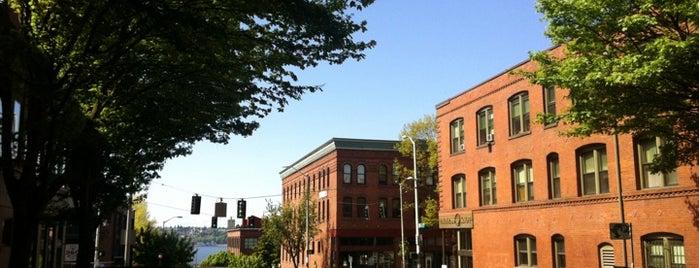 Belltown is one of Lost in Seattle.