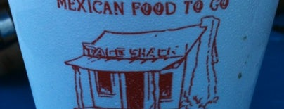 Taco Shack is one of Austin.