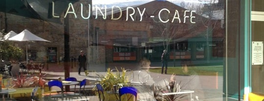 Machine Laundry Café is one of Places to try.