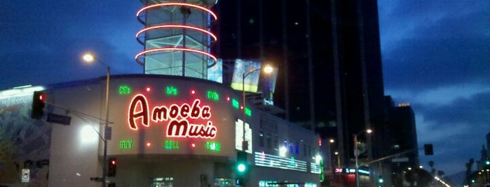 Amoeba Music is one of Best Los Angeles Music Venues.