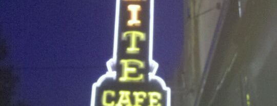Elite Cafe is one of NorCal.