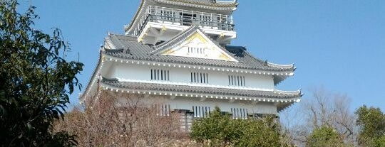 Gifu Castle is one of Lugares favoritos de Masahiro.