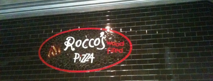 Rocco's Wood Fired Pizza is one of Great eats.