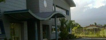 LINA'S Café is one of Points d'accès internet wifi gratuit en Martinique.