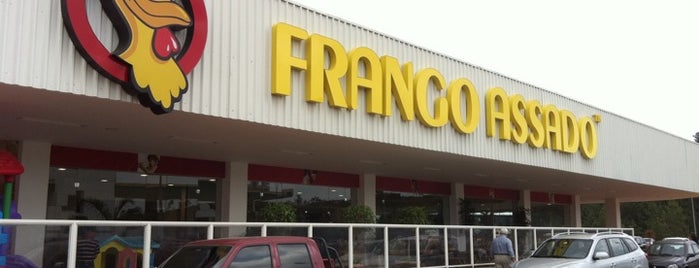 Frango Assado is one of Lieux qui ont plu à Ana Paula.