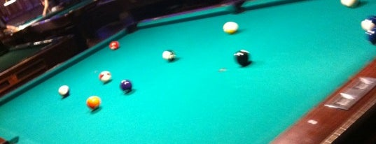 Park Billiards is one of Other-To-Do List.