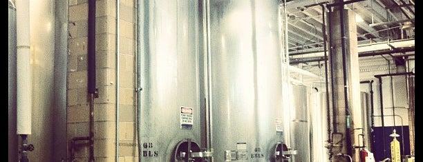 Samuel Adams Brewery is one of Ryan Patrick Deacon Kane Boston Batchie WAC '13.