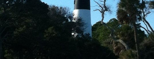 Hunting Island Lighthouse is one of Beaufort, SC To-do List.