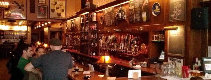 The Ginger Man is one of 200+ Bars to Visit in New York City.