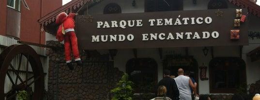 Mundo Encantado is one of Serras Gaúchas.