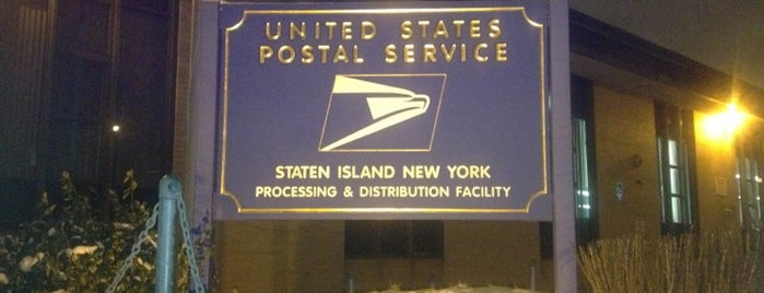 US Post Office is one of A local's guide: 48 hours in Staten Island, NY.
