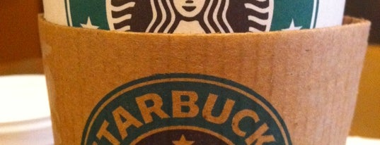Starbucks is one of Moscow!.