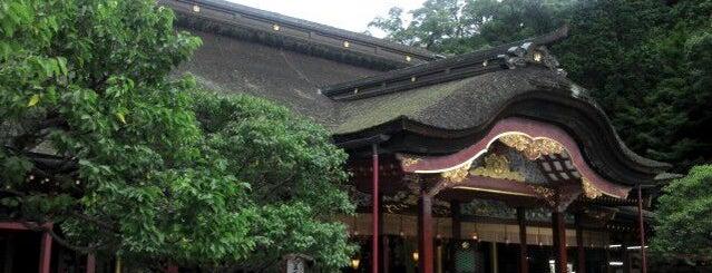 Dazaifu Tenmangu Shrine is one of South West Japan.
