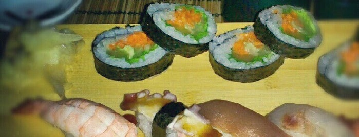 Zen Sushi is one of Maddalenaさんのお気に入りスポット.