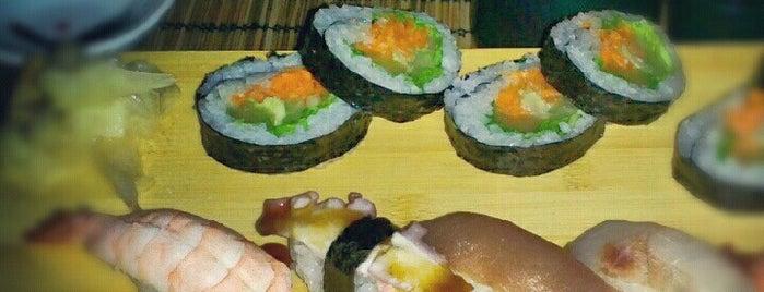 Zen Sushi is one of Locais curtidos por Maddalena.
